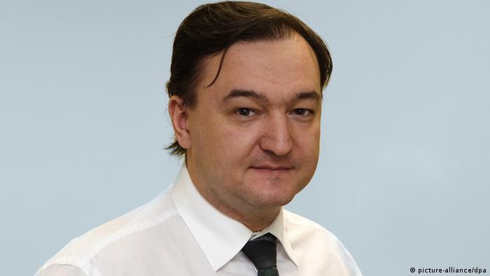 Russian anti-corruption lawyer Sergei Magnitsky