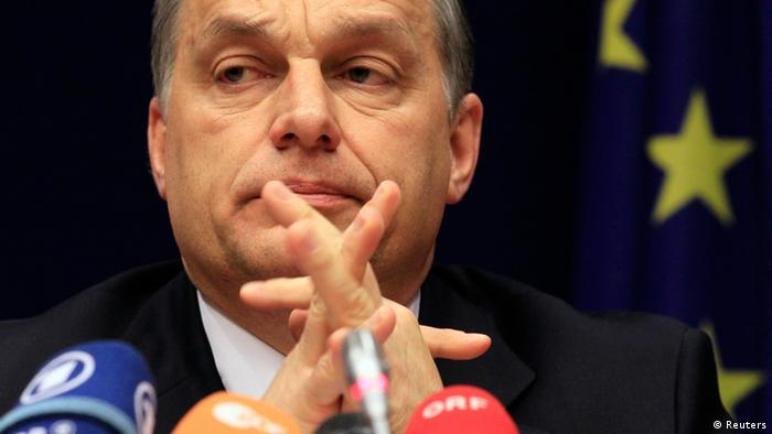 Hungarian Prime Minister Viktor Orban (Photo: REUTERS/Yves Herman)