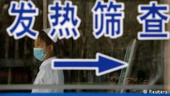 Krankenhaus in China, Foto: Reuters