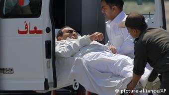 Ägypten Kairo Mubarak erneut vor Gericht