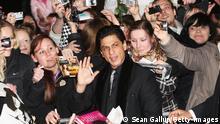 Shahrukh Khan auf der Berlinale 2008