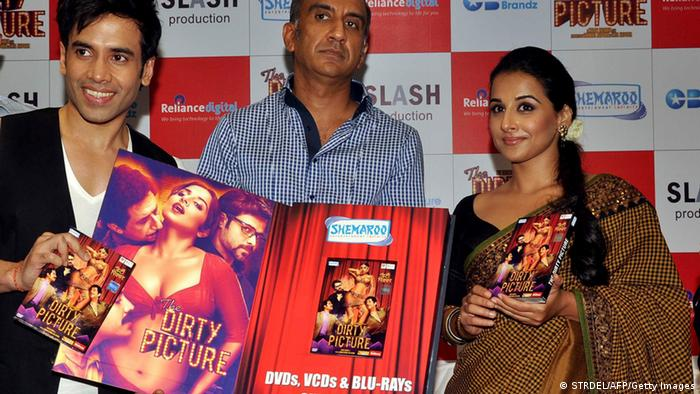 Indien Film The Dirty Picture (STRDEL/AFP/Getty Images)