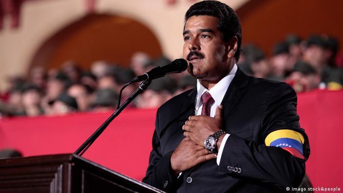 VENEZUELA / Nicol�s Maduro: el omnipresente magnicidio