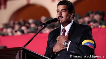 """Fernando Mires: """"El presidente venezolano, Nicolás Maduro (foto), ya no manda ni siquiera en su propio país""""."""