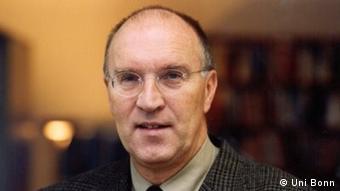 Prof. Dr. Christian Hacke Universität Bonn Archivbild 2008