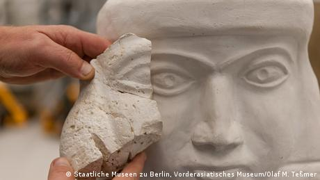 Bildergalerie Staatliche Museen zu Berlin Uruk