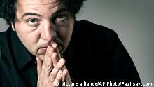 Türkei Fazil Say Pianist Archivbild 2012