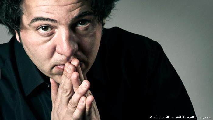 Turkish pianist Fazil Say (c) picture alliance/AP Photo