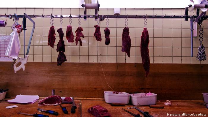 Nuevo Escándalo Con Carne De Caballo En Europa Europa Dw 16 12 2013
