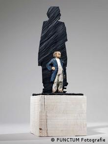 Проект памятника Вагнеру Штефана БалькенхоляFoto: Marianne Portius-Wünscher PUNCTUM Fotografie Gottschedstraße 12 04109 Leipzig.