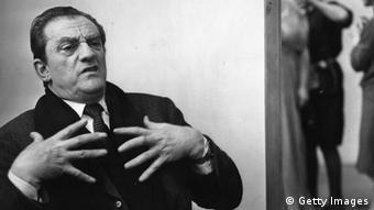 Regisseur Luchino Visconti 1966 (Getty Images)