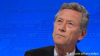 Olivier Blanchard Weltwirtschaftsausblick IWF 2013