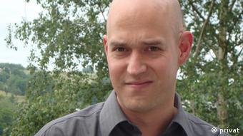 Markus Meinzer vom Netzwerk Steuergerechtigkeit. (Foto: Meinzer)