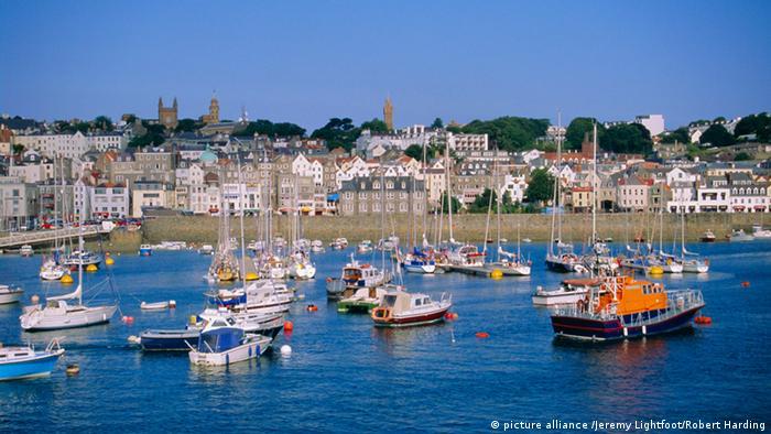 Guernsey - Kanalinseln