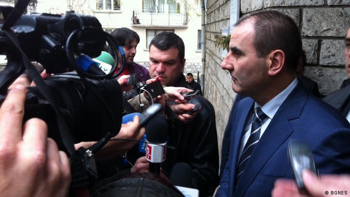 Bulgarien Bulgariens Ex-Innenminister Tsvetan Tsvetanov