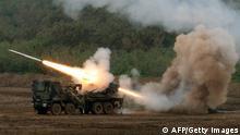 Taiwan Han Kuang Militärübung Penghu