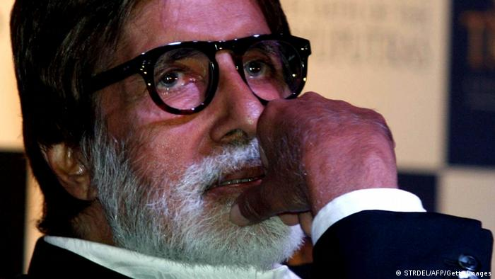 Indien Schauspieler Amitabh Bachchan (STRDEL/AFP/Getty Images)