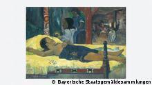 Neue Pinakothek - Blickwechsel. Degas - Picasso - Gauguin - Nolde - Monet - Macke
