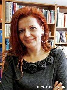 Griechische Parlamentarier in Berlin Maria Giannakaki