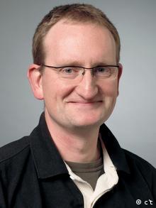 Jo Bager, Redateur bei c't, Magazin für Computertechnik (Foto: c't)