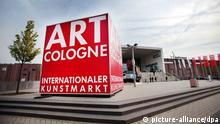 Art Cologne 2013 Direktor Daniel Hug