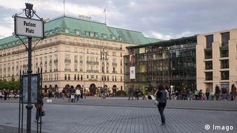 Deutschland Akademie der Künste Berlin Gebäude