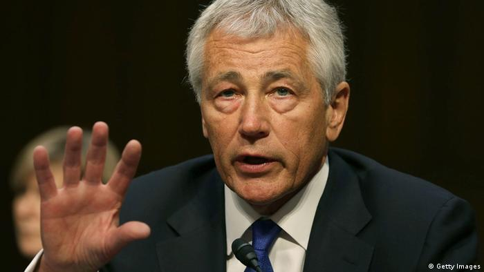 Chuck Hagel (Foto: AFP/Getty Images)