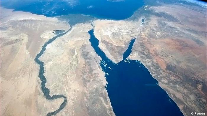 DW ec@africa - Egypt from above (Reuters)
