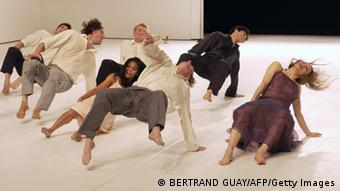 Tanztheater Pina Bausch in Paris For the children of yesterday, today and tomorrow 2003