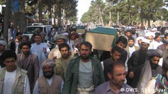 جسد افراد مقتول با تلاش خانوادههای آنها و هماهنگی حکومت افغانستان به این کشور انتقال داده شد.