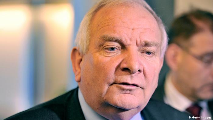 Joseph Daul, șeful popularilor europeni