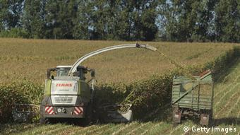 Bildergalerie Gegensätzliche Landwirtschaft in der EU