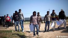 Schüsse auf bengalische Arbeiter in Manolada Griechenland