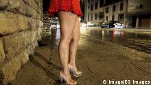 Zwangsprostitution Prostitution Menschenhandel Deutschland