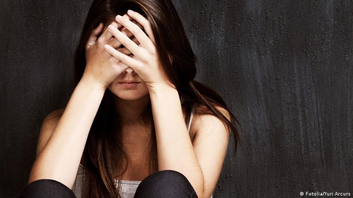 Symbolbild Menschenhandel Zwangsprostitution