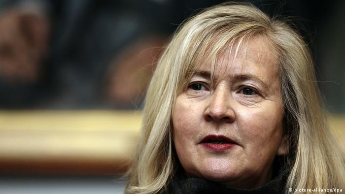 Rosemarie Trockel profile (picture-alliance/dpa)