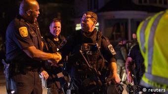 Οι αστυνομικές δυνάμεις συνέλαβαν μετά από ανταλλαγή πυρών τον ύποπτο
