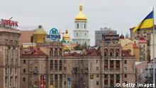 Ukraine Stadtansicht Kiew