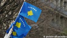 Symbolbild Kosovo Serbien Einigung