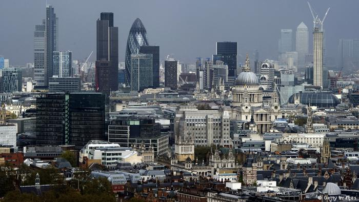 City of London Skyline (Getty Images)