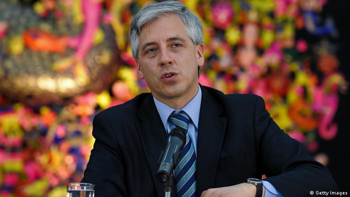 Bolivien Vizepräsident Alvaro Garcia Linera (Getty Images)