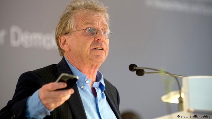 Theodor-Heuss-Preis für Daniel Cohn-Bendit