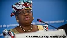 Nigeria Finanzminister Ngozi Okonjo-Iweala