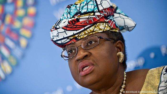 Nigeria Finanzminister Ngozi Okonjo-Iweala (NICHOLAS KAMM/AFP/Getty Images)