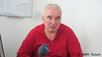 Dragan Vasilj, predsjednik MZ Međugorje<br />