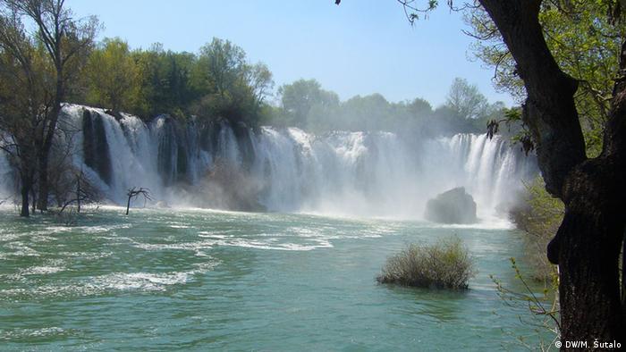 Vodopad Kravice- jedan je od najljepših u BiH
