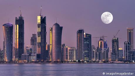 Katar Doha Skyline (imago/imagebroker)