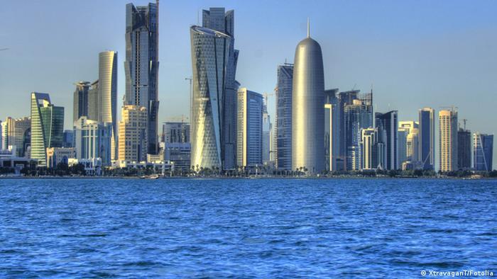 Katar Doha Skyline (XtravaganT/Fotolia)