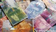Symbolbild Schweizer Franken