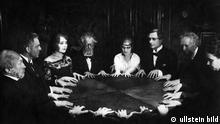 Filmszene aus Dr. Mabuse